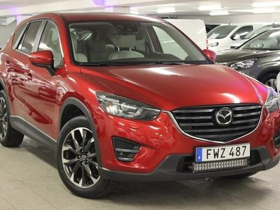 begagnad Mazda CX-5 Optimum 2.5 192hk Aut AWD - DRAGKROK