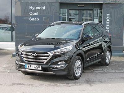 gebraucht Hyundai Tucson 1,6T 177hk Comfort -16