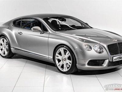 begagnad Bentley Continental GT V8