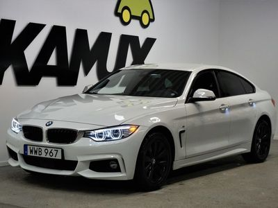 begagnad BMW 420 Gran Coupé dA   xDrive   M-sport   Innovation   Navi   Drag     F36 190hk
