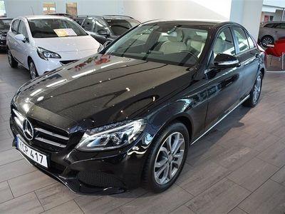 begagnad Mercedes C220 Blue Tec 170 HK
