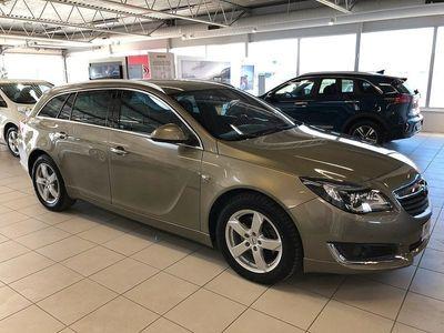 begagnad Opel Insignia ST 2.0 BiTurbo 4x4 Automat 195hk/ Drag