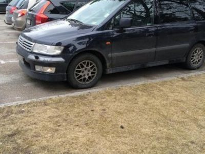 begagnad Mitsubishi Space Wagon -01