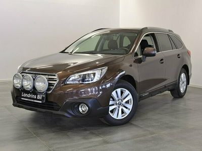 begagnad Subaru Outback 2.0 4WD Lineartronic 150hk Base Drag MV