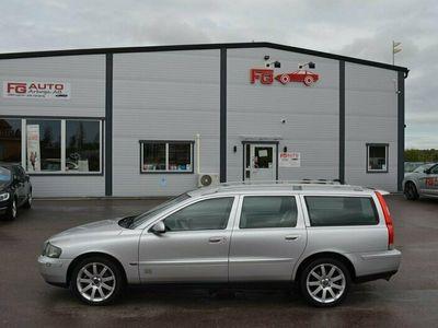 begagnad Volvo V70 dealer