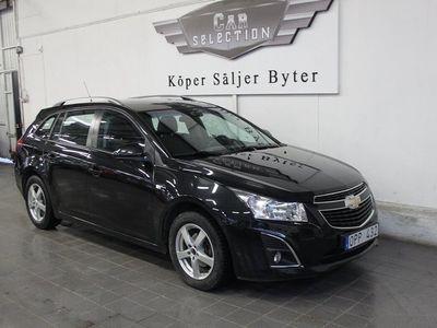 begagnad Chevrolet Cruze 1.4T Kombi (140hk) LÅGMILARE