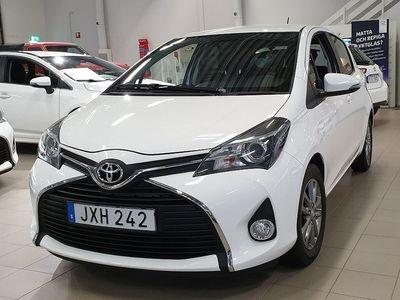 begagnad Toyota Yaris 1.33 5-D Active Man