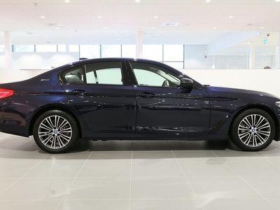 begagnad BMW 530 e / PLUG-IN HYBRID / Connected -19