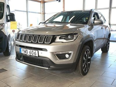 begagnad Jeep Compass 1.4 4WD Automat Limited Euro 6 1