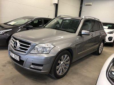 begagnad Mercedes 220 GLK-KlassCDI 4MATIC 170hk
