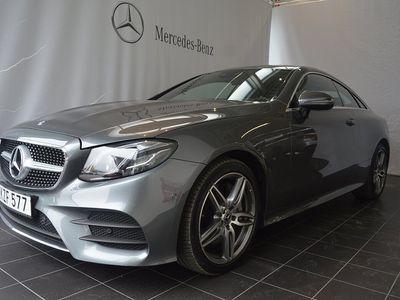 usata Mercedes 400 E-klass4MATIC Coupé