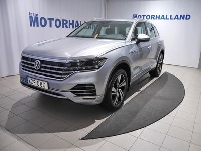 begagnad VW Touareg EDITION X V6 TDI 286 HK *DEMO*