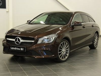 begagnad Mercedes 220 CLA BenzCDI SB 2015, Sportkupé 217 000 kr