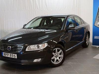 begagnad Volvo S80 D4 181hk 1103:- skatt 0.36 l/mil Momentum Euro 6