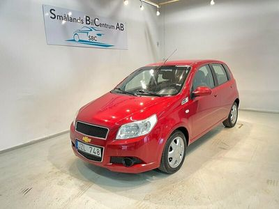 begagnad Chevrolet Aveo / CHEVROL