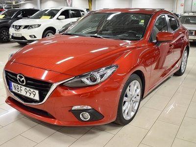 begagnad Mazda 3 2.2 DE OPTIMUM Sedan