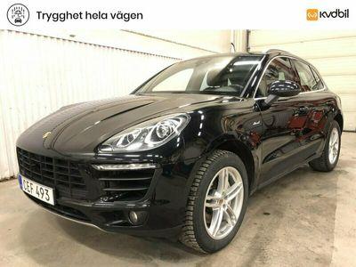 begagnad Porsche Macan S Diesel 3.0 (258hk)