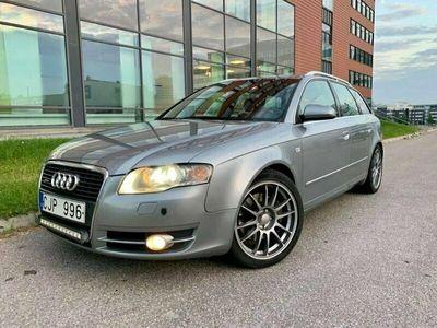 begagnad Audi A4 AVANT QUAT 3,0TD