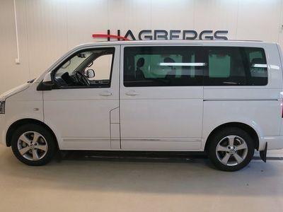 gebraucht VW Multivan 2.0 TDI 4-M Aut, Highline 7-sits, Drag, 180hk