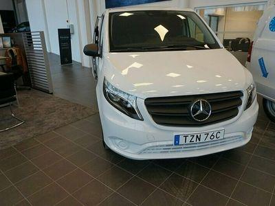 begagnad Mercedes Vito 116 CDI Skåp Lång 163hk Automat