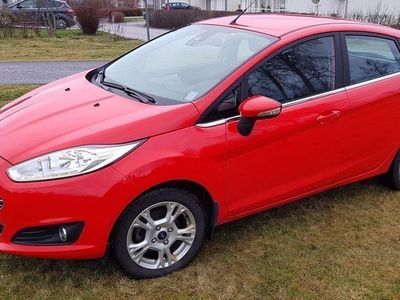 begagnad Ford Fiesta 5-dörrar 1.0 EcoBoost