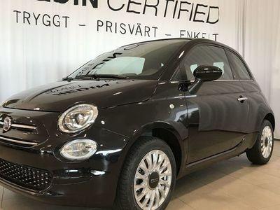 begagnad Fiat 500C LOUNGE 1.2 69 HK AUTOMAT SERIE 7