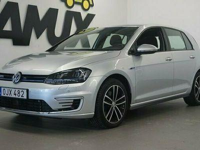 begagnad VW Golf GTE 1.4 TSI Aut Plug-In Hybrid Carplay 2017, Halvkombi Pris 208 700 kr