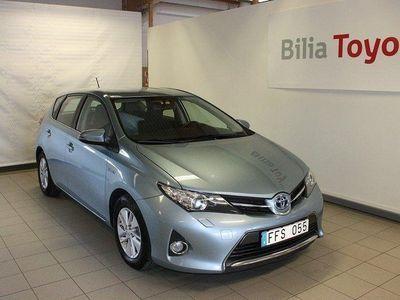 begagnad Toyota Auris Hybrid 1.8 Active 5d