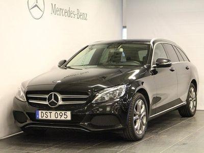 begagnad Mercedes C220 d 4MATIC Kombi