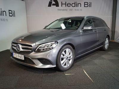begagnad Mercedes C220 D KOMBI SE EDITION