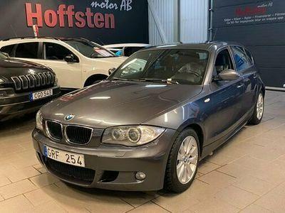 begagnad BMW 120 C M Sport Taklucka Värmare Advantage Comfort 2008, Halvkombi Pris 74 900 kr