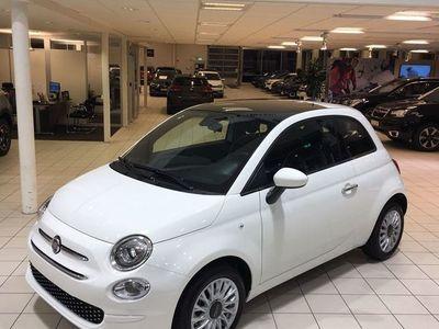 begagnad Fiat 500 1,2 69 HK PANORAMAGLASTAK