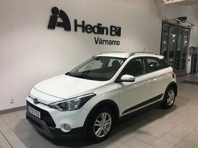 begagnad Hyundai i20 ACTIVE 1,0 T 100 HK LÅG SKATT 360