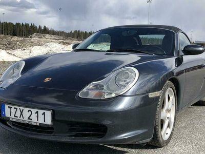 begagnad Porsche Boxster S 3.2 (260hk)
