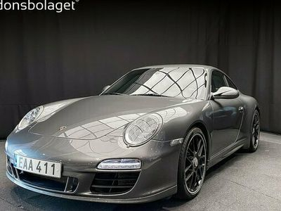 begagnad Porsche 911 Carrera 911 997.2 4 GTS Svensksåld 2012, Sportkupé Pris 839 000 kr