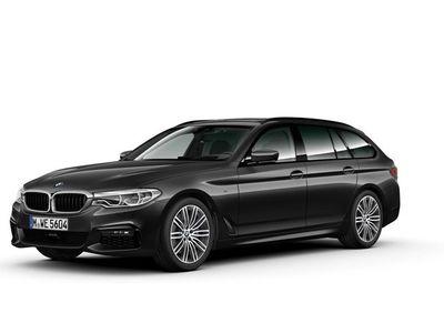 begagnad BMW 530 I xDrive M-Sport Innovation Ed Drivning +