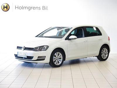begagnad VW Golf 1.2 TSI 104hk Extraljus / Kurvljus / Nyservad
