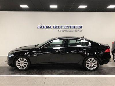begagnad Jaguar XE 20d Automat Euro 6 180hk