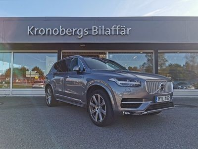 begagnad Volvo XC90 Polestar D5 AWD Geartronic Inscription Euro 6 7-sits 233hk