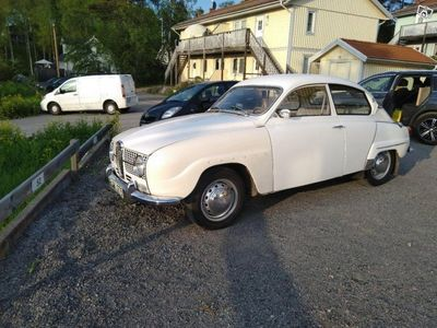 begagnad Saab 96