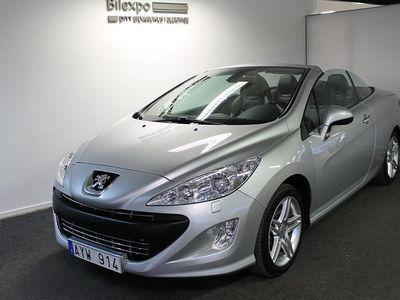 begagnad Peugeot 308 CC 1.6 Turbo *1.95 % ränta*