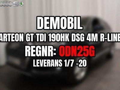 begagnad VW Arteon GT TDI 190hk DSG 4M R-Line
