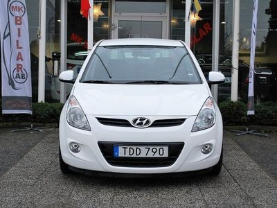 begagnad Hyundai i20 5-dörrar 1.4 CRDi Kamkedja/Ny besiktning