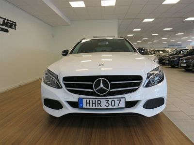 begagnad Mercedes C220 BlueTEC Kombi//Night package//SE Edition