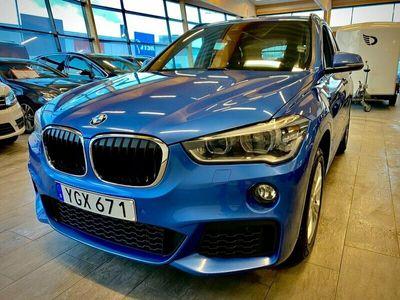 begagnad BMW X1 sDrive 20d Steptronic M Sport Euro 6 190hk Leasbar
