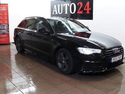 begagnad Audi A6 2,0 TDI Skattefri Exclusive Glanspkt