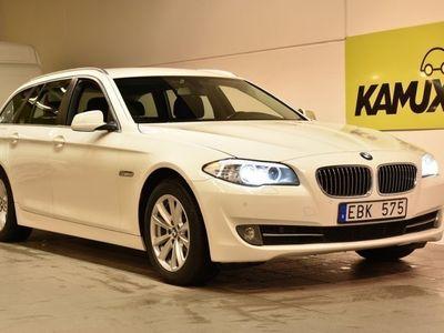 begagnad BMW 520 d Touring F11 184hk Aut Drag MoK