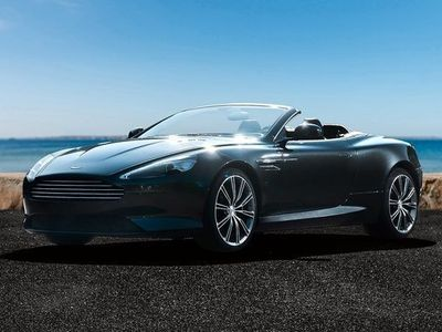 begagnad Aston Martin DB9 Volante 517 hp 2014, Sportkupé 995 000 kr