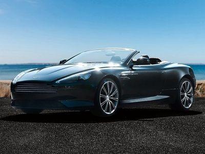 begagnad Aston Martin DB9 Volante (517 hp)