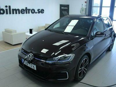begagnad VW Golf GTE PLUG-IN-HYBRID Värmare/Drag/V-Hjul